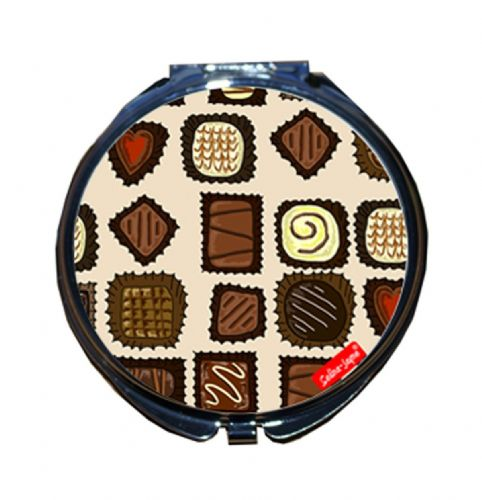 Selina-Jayne Chocolates Limited Edition Compact Mirror